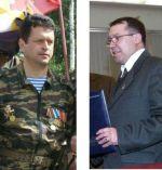 На фото: А.Тутов и А.Беднов